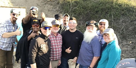 Sunday 12/20  TX License To Carry Course (2-hour intro available 8-10am) tickets