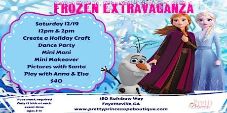 Frozen Extravaganza tickets