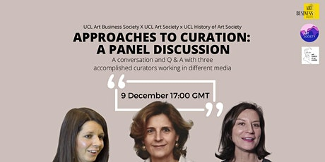 Approaches to Curation: A Panel Discussion tickets