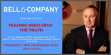 Trading Insolvent: The Truth - Director's Personal Exposure tickets