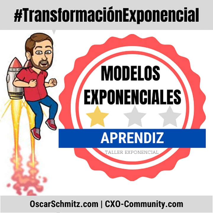 Imagen de Taller Modelos de negocios exponenciales (Executive Briefing)