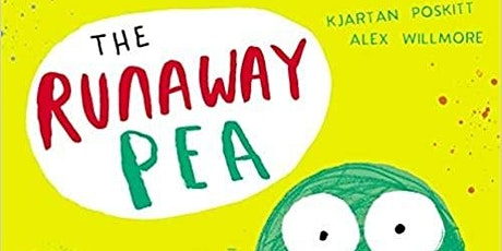 The Runaway Pea Storytelling and Crafts tickets