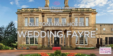 Oulton Hall Hotel Wedding Fayre tickets