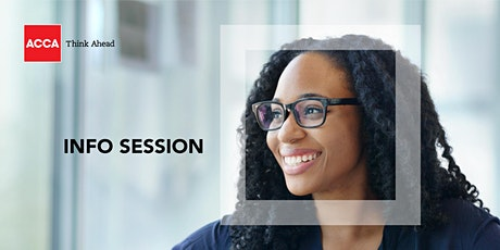ACCA Information Session tickets