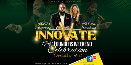 17th Founders Weekend Celebration tickets