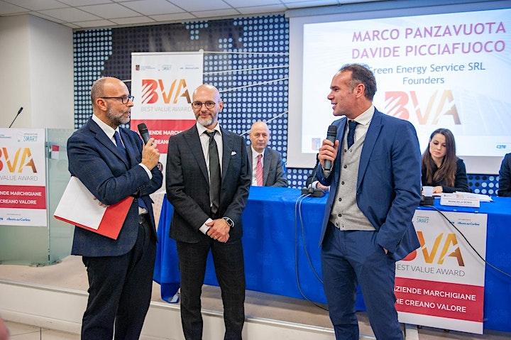 Immagine Best Value Award Marche 2020