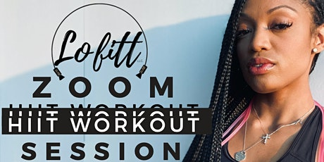 HIIT WORKOUT SESSION tickets