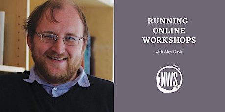 Running Online Workshops tickets