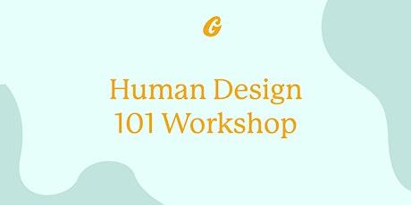 Human Design 101 Workshop tickets