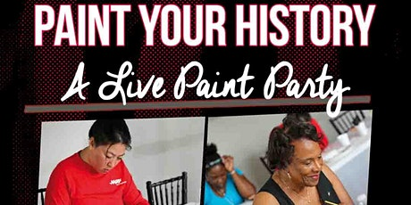 December Paint Your History tickets