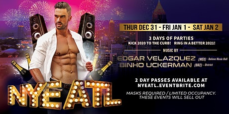 NYE ATL - CIRCUIT PARTIES tickets
