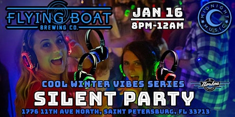 Winter Vibes Silent Party tickets