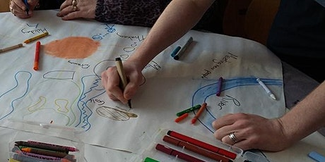Mind and draw online creative session 19 tickets
