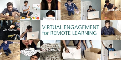 Virtual Engagement for Remote Learning – ECE Professionals tickets