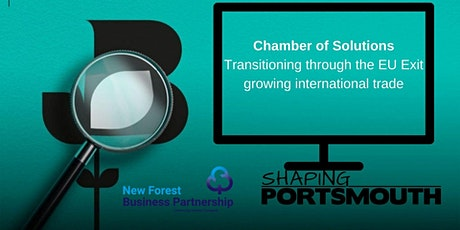 Chamber of Solutions - International tickets