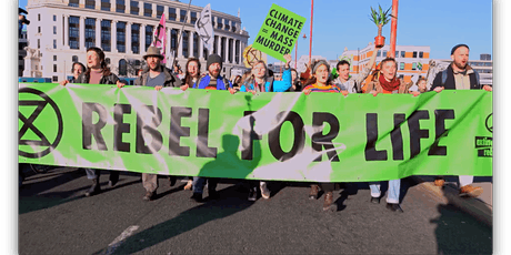 #Rebellion - Live QnA about a Climate Movement that's Changing the World tickets