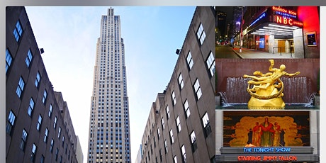 'Rockefeller Center: NYC's Art Deco City within a City' Interactive Webinar tickets