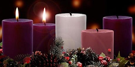 Holy Mass - 2nd Sunday of Advent(Vigil) tickets