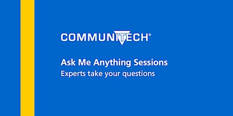 Ask Me Anything: How Government Funding Can Help Build Your Financial Plan tickets