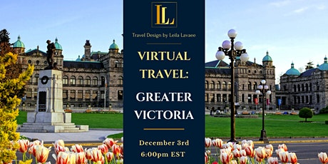 Virtual Travel Series: Greater Victoria tickets