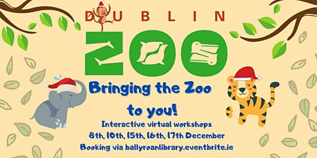 Dublin Zoo: Bringing the Zoo to You!  - Ears, Teeth, Tails, and Feet tickets