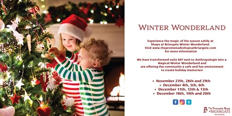 Winter Wonderland at The Shops at Briargate tickets