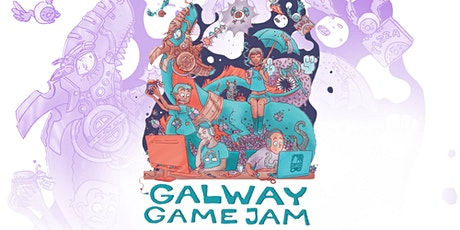 Galway Game Jam 16 - Virtual Jam tickets