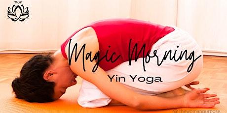 Yin Yoga en ligne 1h30 sur ZOOM billets