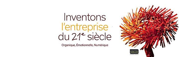 Image pour Inventons l'entreprise du 21ème siècle - Le livre expliqué par l'auteur