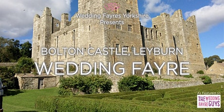 Bolton Castle Leyburn Wedding Fayre tickets