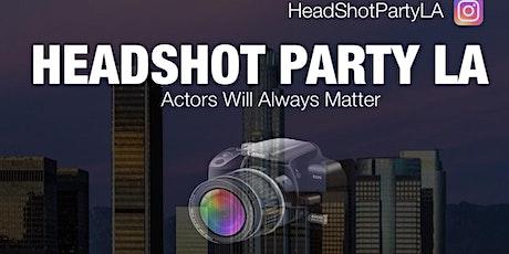 HeadShot Party LA tickets