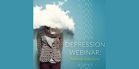 Depression - BOOM - No More Depression! - Live Webinar tickets