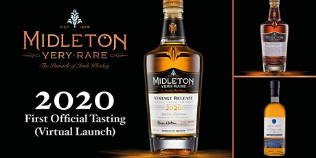 Midleton Very Rare 2020 Virtual Launch with Sonny Molloy's  Bar Galway tickets