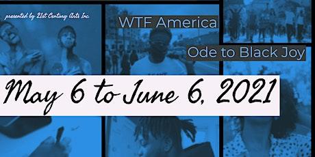 The Black House Narratives - Chapter 2: WTF AmeriKa tickets