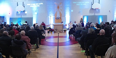Christmas Eve Mass in the school gym - December 24, 2020 tickets