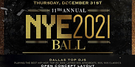 11th Annual Dallas NYE Ball tickets