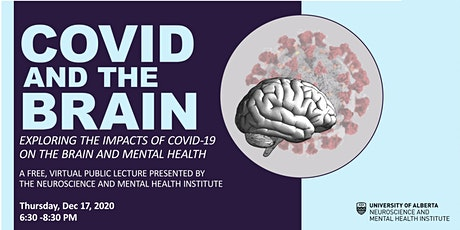 COVID and the Brain tickets