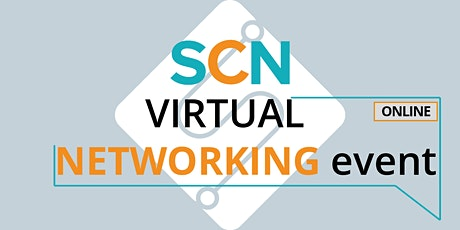 SCN Virtual Networking Event tickets