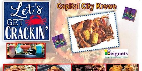Crab Boil & Fried Chicken Grub tickets
