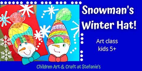 Snowman Winter's HAT! tickets
