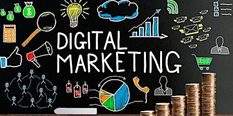 Digitalízate y vende  webinair entradas