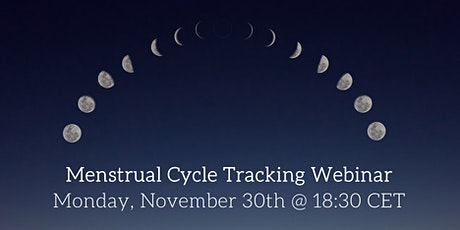 Intro to Menstrual Cycle Tracking Tickets