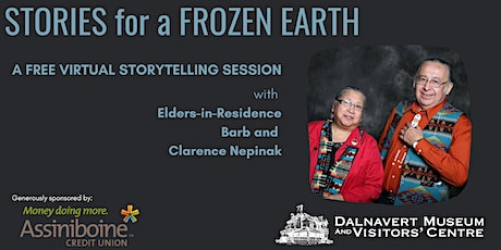 Stories for a Frozen Earth: A Virtual Storytelling Session tickets