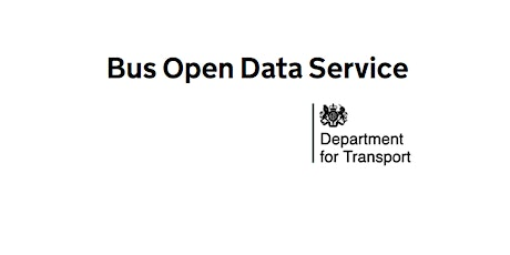 Bus Open Data Service - Publishing Timetables using Optibus tickets