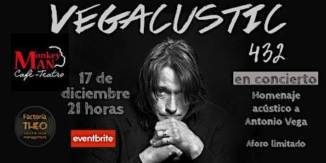 VEGACUSTIC en concierto en la sala Monkey Man de Guadalajara entradas