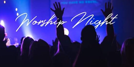 Worship Night - Praise the Lord - Hope Event 2021 - Musical - Free Entrance tickets