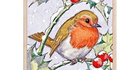 Children's Art Webinar 'Robin' tickets