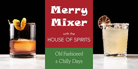 Merry Mixer Cocktail Kits tickets