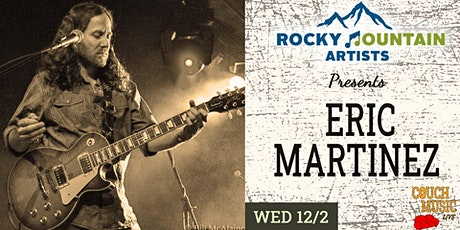 Eric Martinez - Live from the Garage tickets