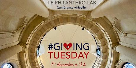 La philanthropie à l'heure de la Covid-19 tickets